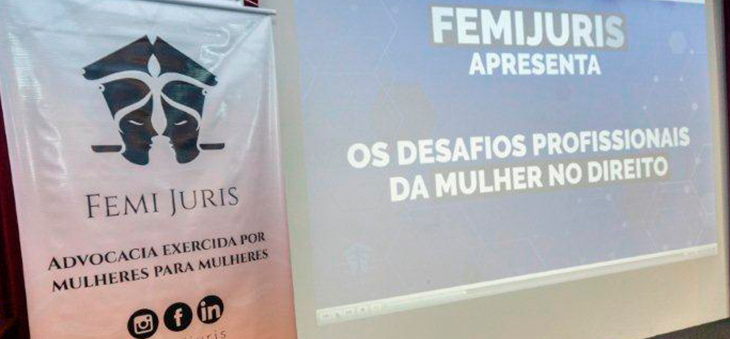 Confiram material da palestra do evento FEMIJURIS do último dia 06 de novembro