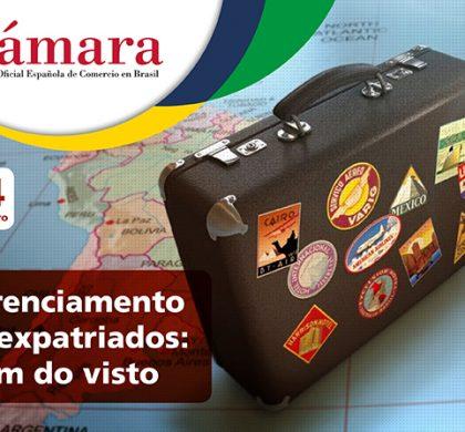 Gerenciamento de expatriados: além do visto