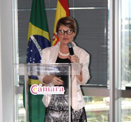 Dra. Maria Lucia Benhame participa de evento sobre gerenciamento dos expatriados