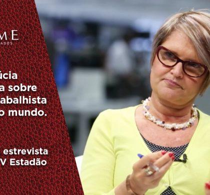 Dra. Maria Lúcia Benhame sobre Legislação Trabalhista no Brasil e no Mundo