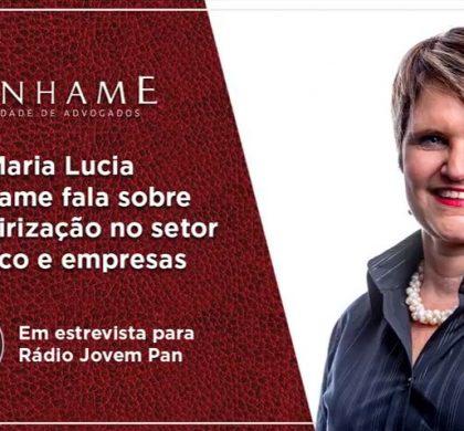 Terceirização no setor público e empresas privadas – Por Dra Maria Lucia Benhame