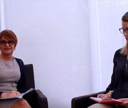 Dra Maria Lucia Benhame em entrevista concedida ao site Referência Jurídica