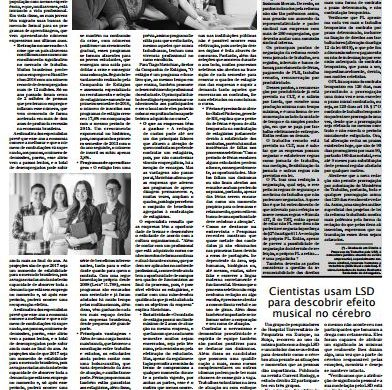 Dra. Maria Lucia Benhame em artigo para o jornal Empresas e Negócios – Reforma Trabalhista