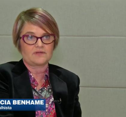 Dra. Maria Lucia Benhame concede entrevista na Band sobre terceirização e reforma trabalhista