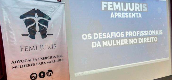 Confiram material da palestra do evento FEMIJURIS do último dia 06 de novembro