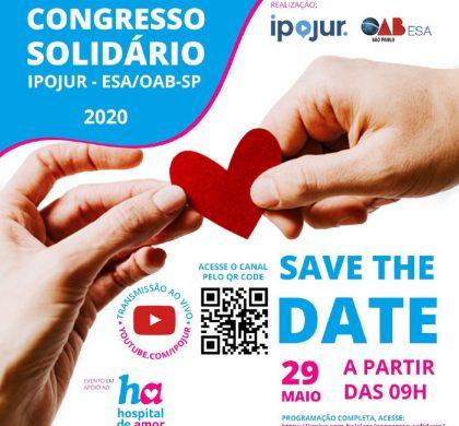Congresso Solidário – IPOJUR